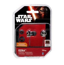 Star Wars Ezra In-Ohr In-Ear Kopfhörer NEU NEW headphone auricular earbuds