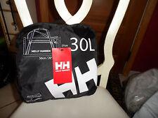 Helly Hansen Black Duffel Bag 2  30L  New