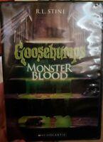 Goosebumps: Monster Blood, DVD, 2014, UPC 024543529613