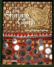 BOOK Shining Cloth textiles & jewelry that glitter gold silk ethnic costume Asia