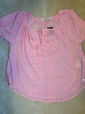 New With Tags Abercrombie & Fitch A&F Pink Top