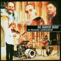 Ric Sanders Group In Lincoln Cathedral 2-CD NEW SEALED 2002 Folk