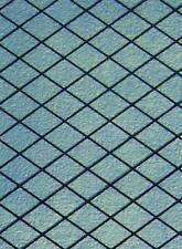DOLLS House DIAMOND PIOMBO finestra vetrata / Acetato A4