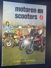 Motoren en Scooters door G. van de Beek en R. Philips