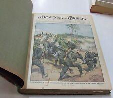 La Domenica del Corriere . 1912