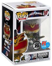 Funko POP! TV Saban's Power Rangers: PX Exclusive Lord Drakkon #17 IN STOCK