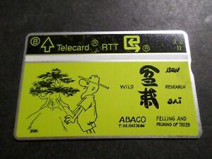 TELECARTE BELGIQUE, ABACO FELLING N° 30