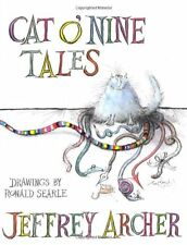 Cat O' Nine Tales,Jeffrey Archer, Ronald Searle- 9780230014930