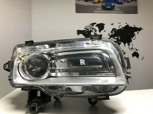 Rolls Royce Ghost Wraith headlight headlamp RH Right Passenger Side