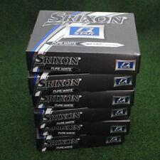 Srixon Q-Star Pure White Golf Balls - 6 Dozen - NEW