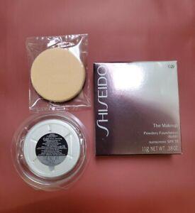 Shiseido The Makeup Powdery Foundation O20 Natural Light Ochre Refill