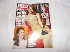 Hello! Magazine Issue 1472 March 13th 2017 Oscars Hollywood Drama Kate Middleton