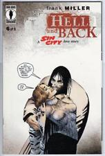 a3 - Sin City: Hell and Back #6  - 1999 - Dark Horse