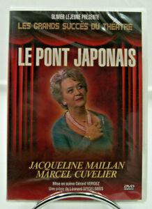[Jacqueline Maillan] - Le Pont japonais - Neuf (scellé)