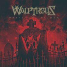 WALPYRGUS-Walpyrgus Nights CD Riot, While Heaven Wept, Night Demon, High Spirit