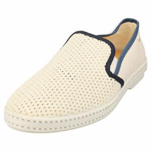 Rivieras Classic Match Mens Beige Espadrille Shoes - 8.5 US
