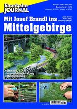 Eisenbahn Journal - Mit Josef Brandl ins Mittelgebirge