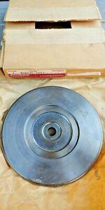 GARRETT BACK PLATE HKS T04S 60-1 BENTLEY TURBO R HKS T04R DETROIT DIESEL