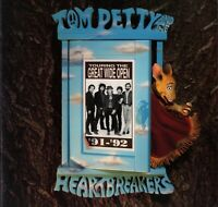 TOM PETTY & HEARTBREAKERS 1991 / 1992 GREAT WIDE OPEN TOUR PROGRAM BOOK EX 2 NMT