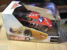 "DISNEYPIXAR CARS 3 PULLBACK TODD ""THE SHOCKSTER"" MARCUS DISNEY STORE EXCLUSIVE"