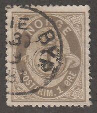 Kappysstamps 564 Norway Scott# 35 Catalog = $30