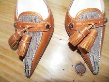 Jolis escarpins chaussuresavec pompons P 35,5 Scarpa , tasche