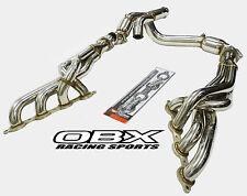"OBX 1 7/8"" Header Manifold 14 15 Silverado Sierra 1500 6.2L L86 EcoTec3 C"