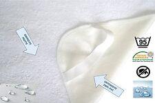 Matratzenschoner Matratzenauflage Matratzenschutz Inkontinenz Wasserdicht 9 Gr.