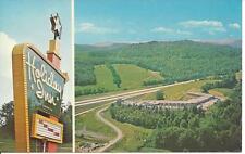 Vintage Postcard HOLIDAY INN Corbin Kentucky
