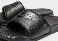 98c0b747cd9a92 Men s Nike Benassi JDI Slide Mule Sandals 343880-001 UK 7 Black