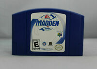 Madden 2001 - Nintendo N64 Game Authentic