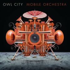 OWL City-mobile Orchestra CD NUOVO