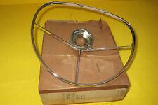 Opel Kadett A horn ring. 12 42 309. NOS.