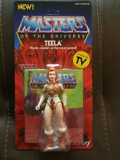 Super 7 Vintage Masters of the Universe Teela - New In Stock