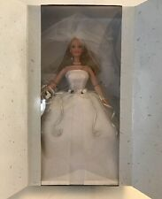 """Blushing Bride"" Wedding Barbie Collector Doll 26074 NRFB"