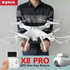 GPS Return Quadcopter WiFi FPV Real-time Camera Drone Toys Helicopter SYMA X8PRO