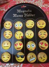 Lavagnetta completa di 16 magneti Emoticon
