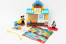 LEGO DUPLO 10827 Mickey & Friends BEACH HOUSE Goofy DONALD Figures - Clubhouse