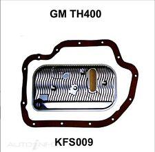 Auto Transmission Filter Kit JAGUAR XJS 8S V12 EFI ., XJ40 76-93  GM TH400