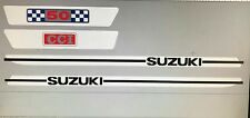 SUZUKI A50-2 A50 FULL PAINTWORK DECAL KIT