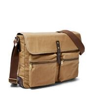Fossil Buckner Messenger Brown Bag MBG9408200