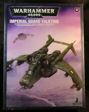 Warhammer 40K Imperial Guard / Astra Militarum Valkyrie (47-10) NEW