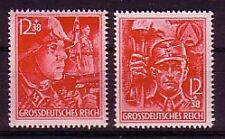 Deutsches Reich Michelnummer 909 - 910  postfrisch