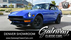 1973 Datsun Z-Series  Bayside Blue 1973 Datsun 240Z  L24 I-6 cylinder 5 Speed Manual Available Now!