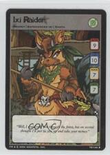 2004 Neopets - Trading Card Game Battle for Meridell #79 Ixi Raider Gaming 2ic