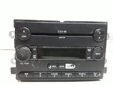 07 2007 Ford Freestyle Am Fm 6 disc Cd radio receiver Oem 7F9T-18C815-Ba