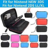 EVA Hard Bag Case Card Box for Nintendo NEW 3DSXL/LL 3DS Nintend 2DS LL/XL 2DS