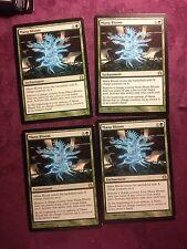 X4  Mana Bloom  - MTG Magic   (see scan)