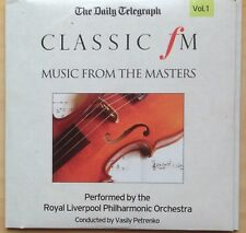 Classic FM. Music from the Masters.(14 Composers) Daily Telegrapah Promo CD1,
