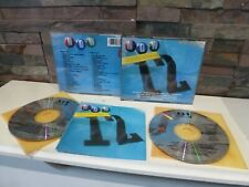 NOW That's What I Call Music 12 Original 1988 Fatbox Double CD Album & Insert